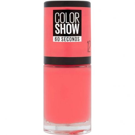 Maybelline - Color show Vernis à ongles n°12 Sunset Cosmo - 7ml
