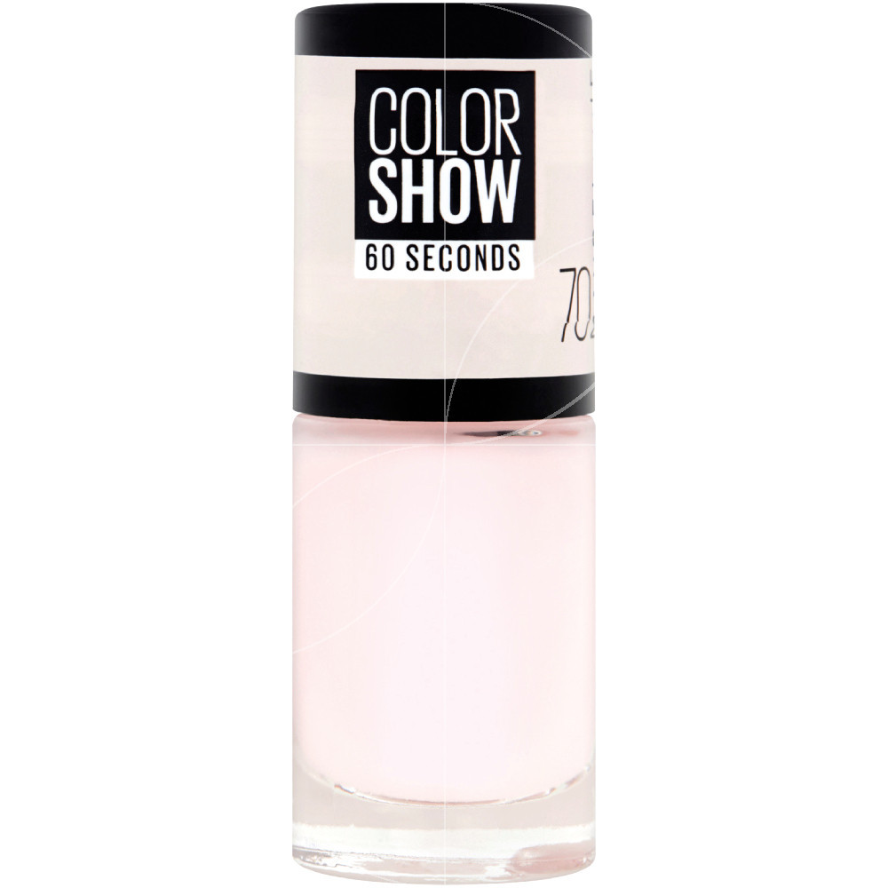 Maybelline - Color show Vernis à ongles n°70 Ballerina - 6,7ml