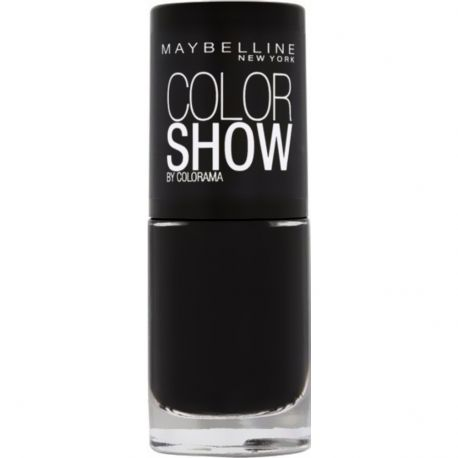 Maybelline - Color show Vernis à ongles n°677 Blackout - 6,7ml