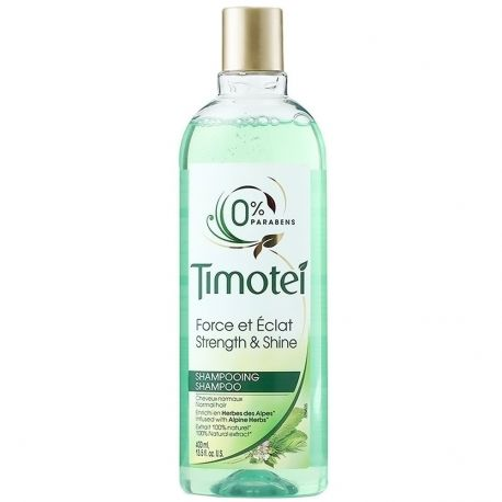 Timotei - Shampooing Force & Eclat - 400ml