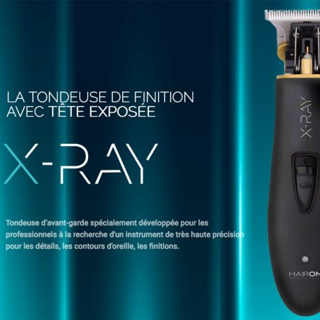 Hairon - Tondeuse professionnelle X-RAY - 40mm
