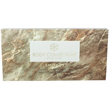 Body Collection - Palette de maquillage complete SMOKEY - 22,1gr