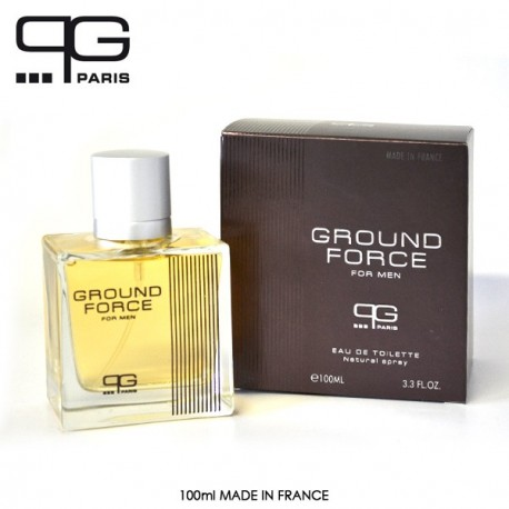 Paris Genève - Ground Force 100ml
