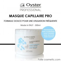 Oyster - Masque Capillaire Pro - 500ml
