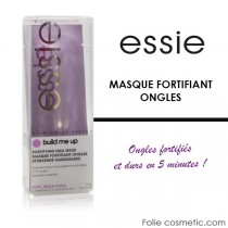 Essie - Masque fortifiant ongles - 3 sachets de 10 masques