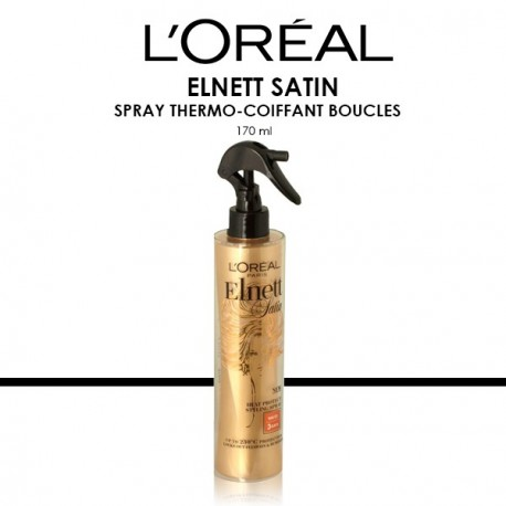 L'Oréal - Elnett Satin - Spray Boucles - 170ml