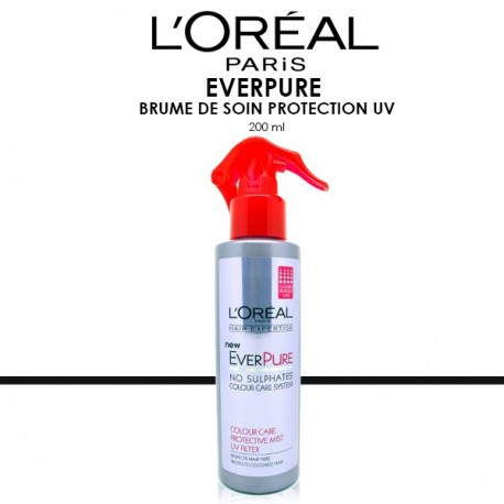 L'Oréal - EverPure - Brume de soin Protection UV - 200ml
