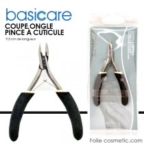 BASICARE - Coupe ongle /Pince cuticule